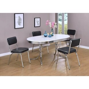 Yother 5 Piece Dining Set