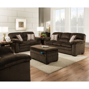 Sutton Reclining Configurable Living Room Set