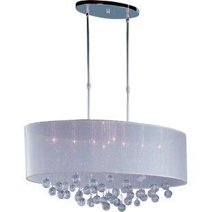 ET2 Veil 9-Light Drum Chandelier
