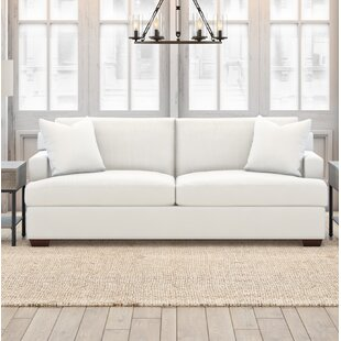 Shop Langtry Sofa by Rosecliff Heights