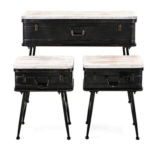 Dena Calumet 3 Piece Console Table Set