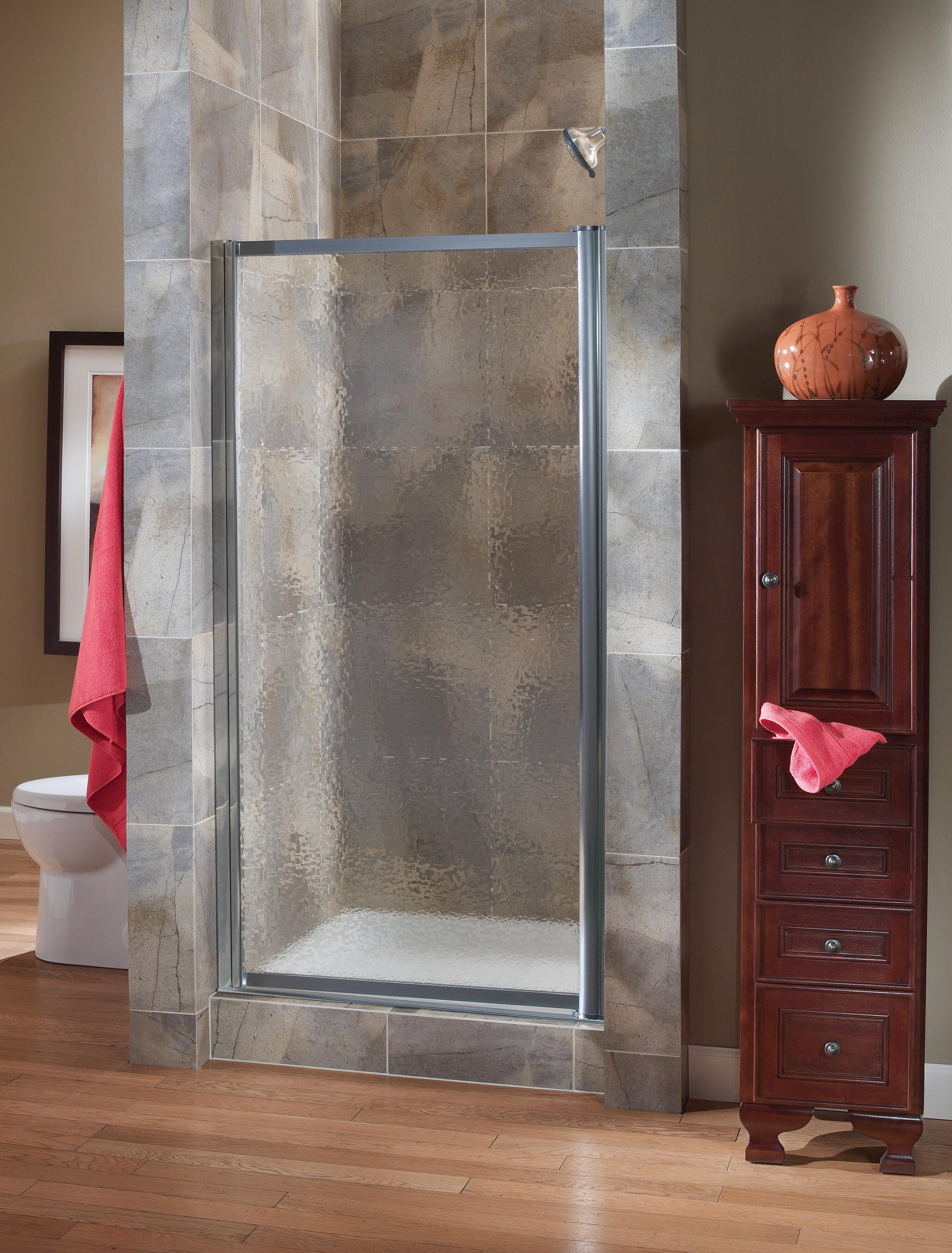 Chase 33 X 63 75 Pivot Framed Shower Door