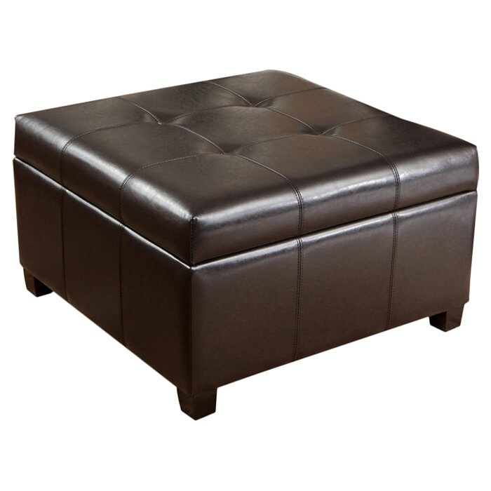 Fantastic Quentin Tufted Storage Ottoman Pabps2019 Chair Design Images Pabps2019Com