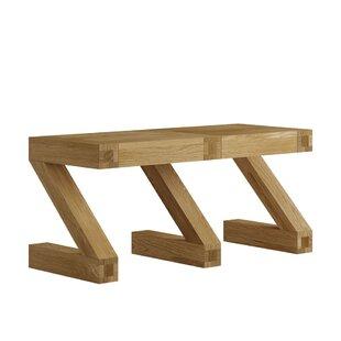 Albie Wood Bench By Gracie Oaks