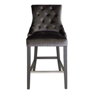 Abeale Bar Chair By Rosdorf Park
