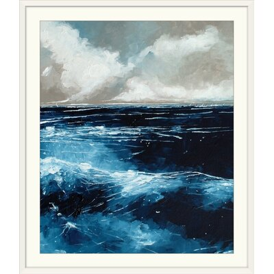 Stuart Roy Canvas Art Prints Norfolk Seascape Landscape East Anglia