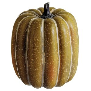 Weighted Pumpkin Sculpture