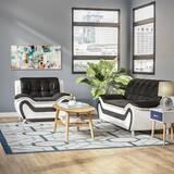Machelle 2 Piece Living Room Set by Orren Ellis