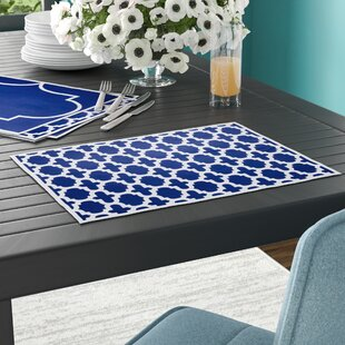 Compare Gargano Reversible Placemat (Set of 24) By Ivy Bronx