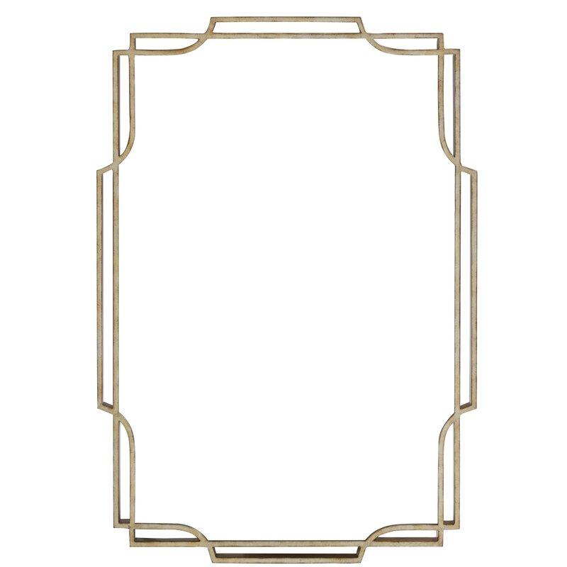 Lexington Carlyle Modern Contemporary Beveled Accent Mirror Perigold