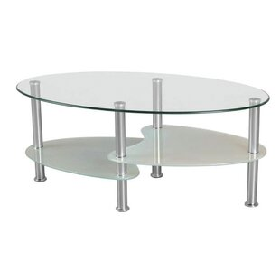 Lular Tempered Glass Coffee Table