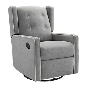 Ann Reclining Swivel Glider