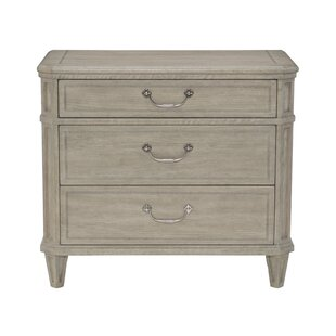 Marquesa 3 Drawer Bachelor's Chest by Bernhardt