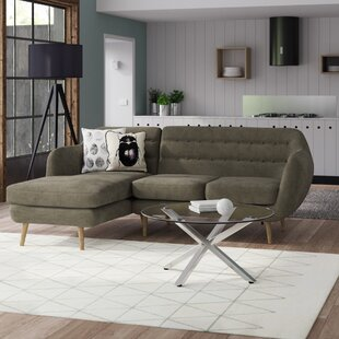 Low Price Millicent Corner Sofa