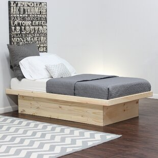 Delvale Platform Bed by Turn on the Brights