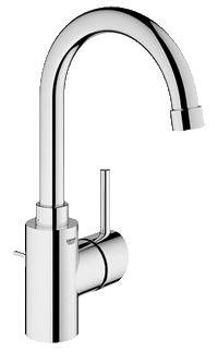 Concetto Single Hole Bathroom Faucet