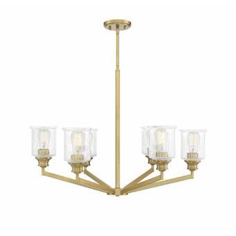 Astoria Grand Grabowski 49 Light Candle Style Tiered Chandelier Wayfair