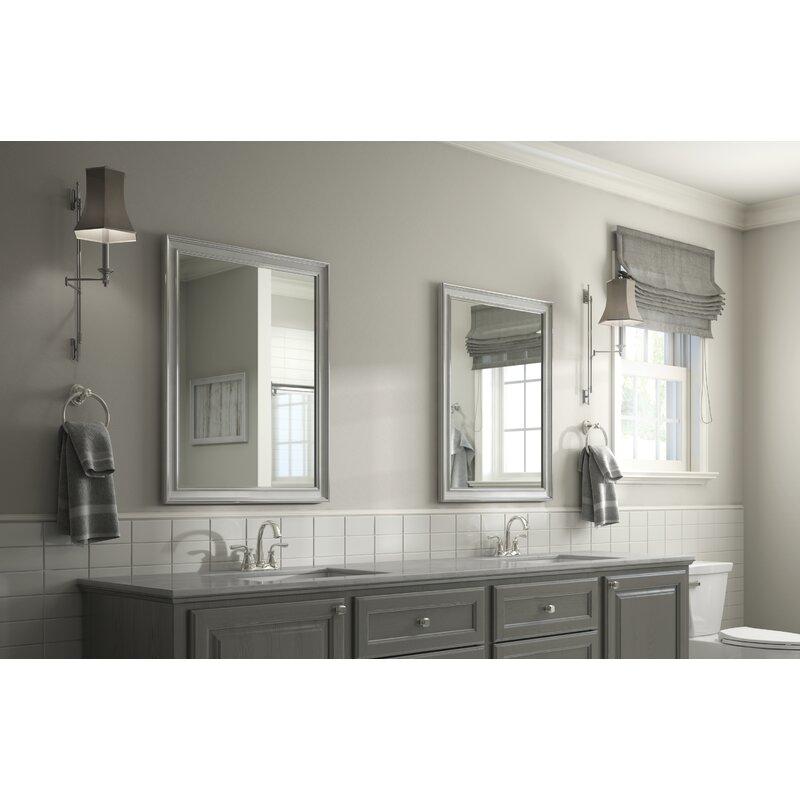 Delta Traditional Bathroom Vanity Mirror Reviews Wayfair