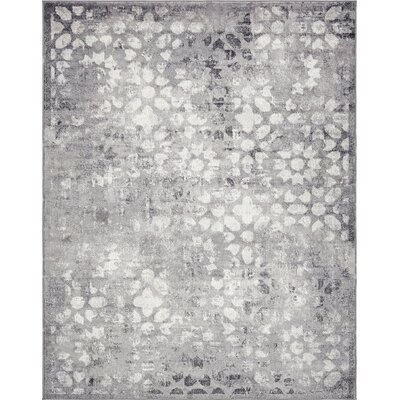 9 X 12 Medium Pile Gray Amp Silver Rugs You Ll Love In