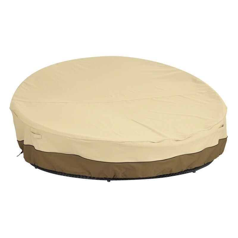 Freeport Park Donahue Water Resistant Daybed Cover Cover Reviews Wayfair