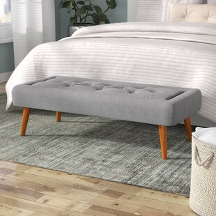 Langley Street Aurelius Upholstered Bench