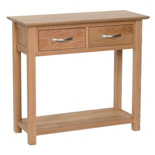 Marlon 2 Drawer Console Table By Alpen Home