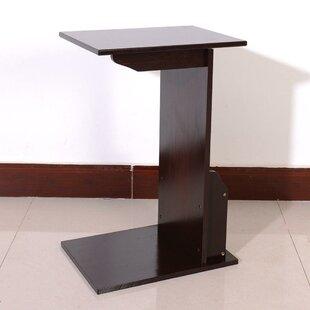 Rainiero Bamboo Wood Tray Table by Red Barrel Studio