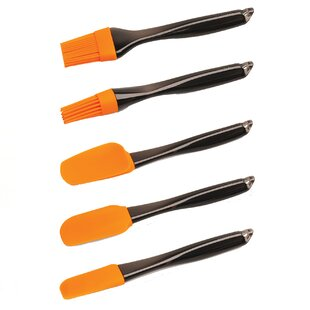 5-Piece Geminis Brush and Scraper Set By BergHOFF International