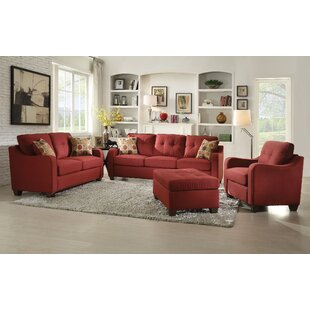 Winston Porter Orchard Hill Configurable Living Room Set