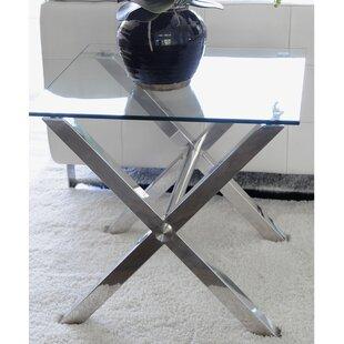 Emiliano 3 Piece Coffee Table Set