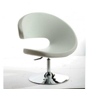 Dance Swivel Lounge Chair by Orren Ellis