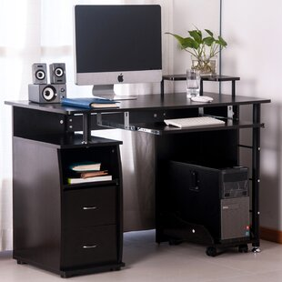 Manufactured Wood Computer Desk by Merax Sale