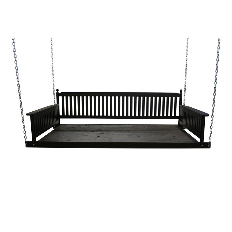 Longshore Tides Cano Day Bed Porch Swing Reviews