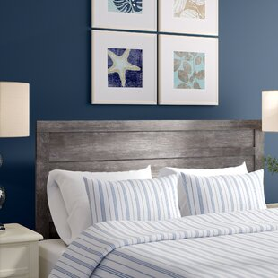 Read Reviews Rosen Panel Headboard by Beachcrest Home