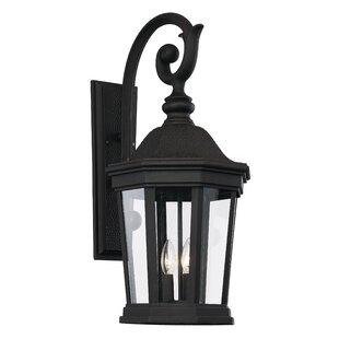 Darby Home Co Windridge 3-Light Outdoor Wall Lantern