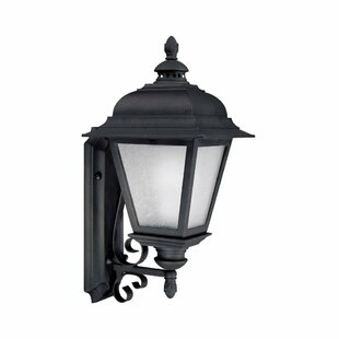 Webber 3-Light Outdoor Wall Lantern