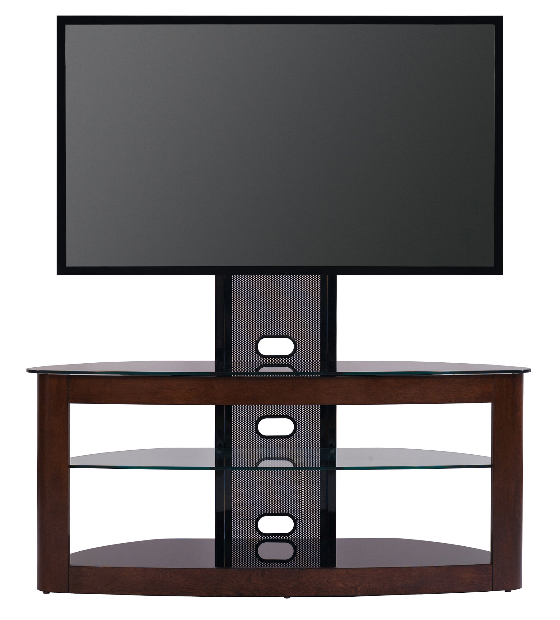 Flat Panel Mount Tv Stands Youll Love Wayfair Multi Room Distribution System On Wall Wiring Diagram Stand For Tvs Up To 78