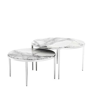 Fredo 2 Piece Coffee Table Set