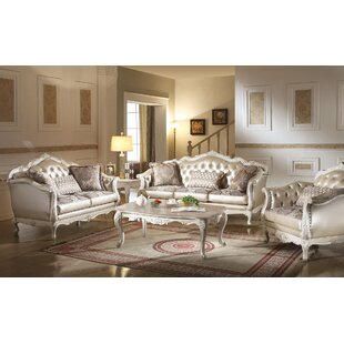 Best Reviews Chantello Configurable Living Room Set by A&J Homes Studio Reviews (2019) & Buyer's Guide