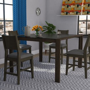 Sirena Counter Height Dining Table by Brayden Studio Bargain