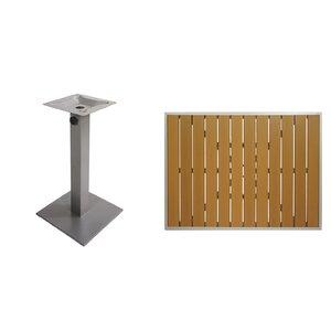 Longport Aluminum Dining Table
