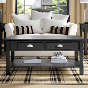 Creighton Coffee Table by Beachcrest Home Today Only Sale