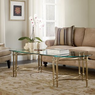 Hooker Furniture Highland Park 3 Piece Coffee Table Set