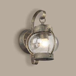 Outdoor Wall Lantern By Longshore Tides