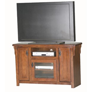 Deals Gus TV Stand for TVs up to 49 by Millwood Pines Reviews (2019) & Buyer's Guide