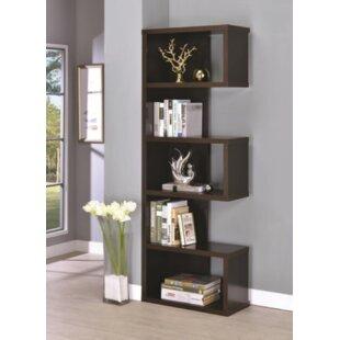 Tillery Geometric Bookcase