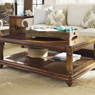 Tommy Bahama Home Bali Hai Coffee Table