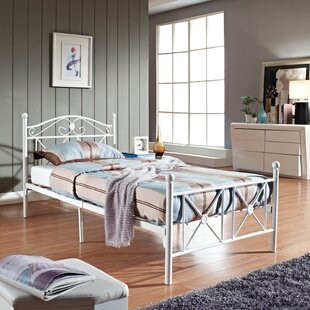 Cottage Twin Platform Bed by Modway New