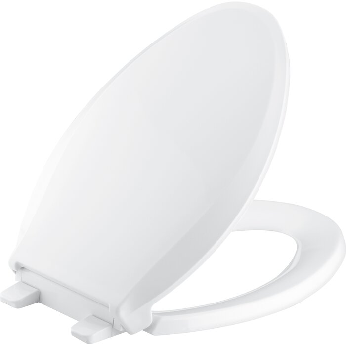Incredible Kohler Cachet Quick Release With Grip Tight Elongated Toilet Seat Pdpeps Interior Chair Design Pdpepsorg
