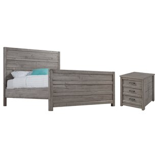 Kalea Panel Configurable Bedroom Set by Gracie Oaks